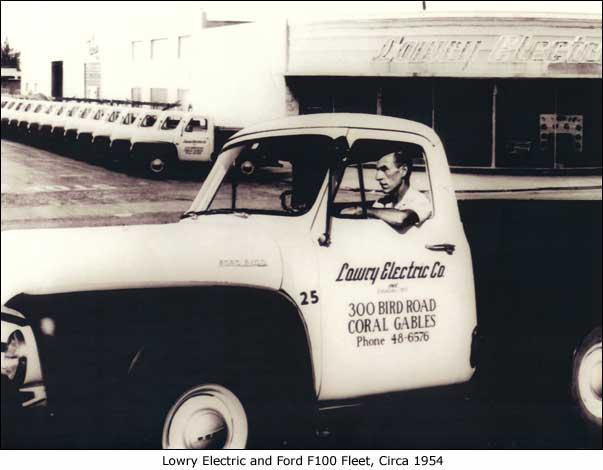 Hank Lowry Electric Inc History